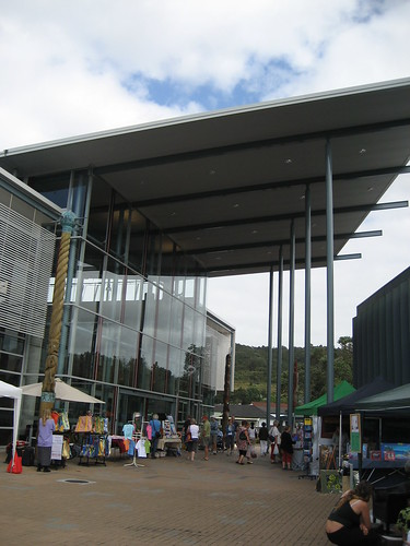 New Whangarei library