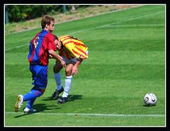 """Barcelona 2  Sant Andreu 0 <a style=""""margin-left:10px; font-size:0.8em;"""" href=""""http://www.flickr.com/photos/23459935@N06/2241954753/"""" target=""""_blank"""">@flickr</a>"""