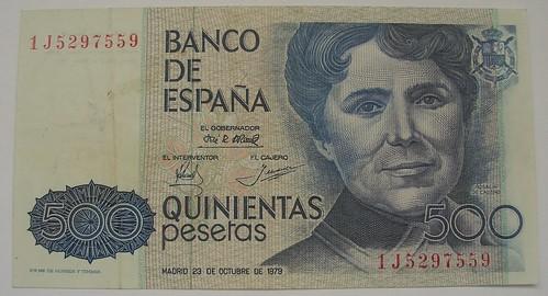 Quinientas Pesetas (1979)