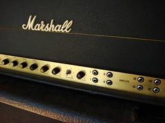 Marshall 100 W Super PA