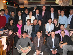 "Penny surrounded by colleagues at the Kennedy School, Harvard University • <a style=""font-size:0.8em;"" href=""http://www.flickr.com/photos/21584185@N07/2273772389/"" target=""_blank"">View on Flickr</a>"