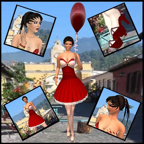 Primalot_Valentina Red