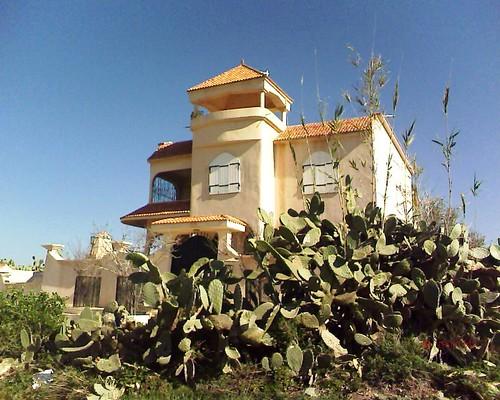 Maison moderne Beni Znassen