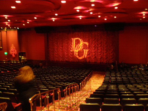 Danny Gans Theatre at the Mirage