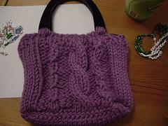 Aunt's bday bag