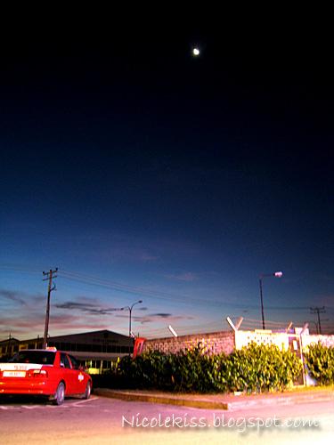 kk night view