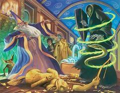 Dumbledore Vs Voldemort