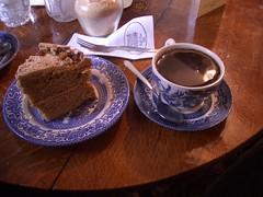 tea-room...and coffee