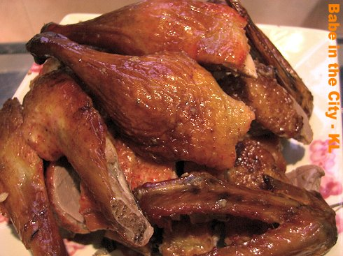 Herbal Roasted Duck