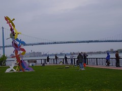windsor ontario riverfront park