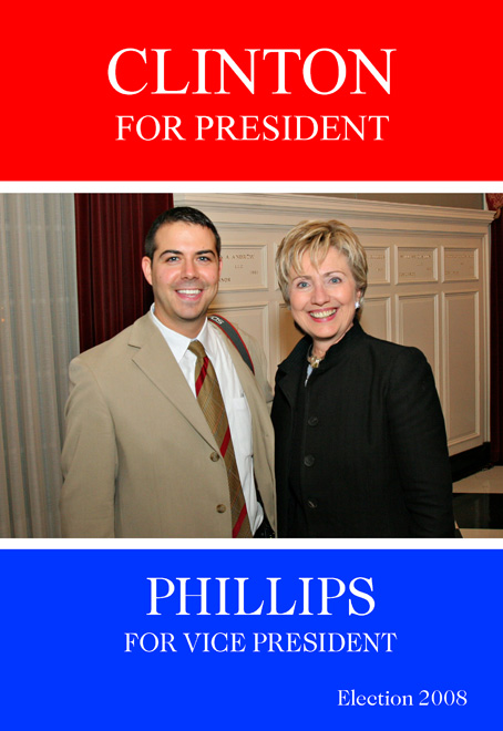 Hillary and Brian