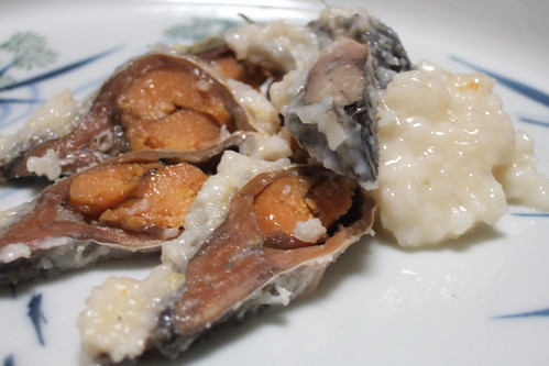 Shiga Cuisine; Funazushi