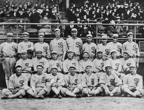 The 1919 Black Sox