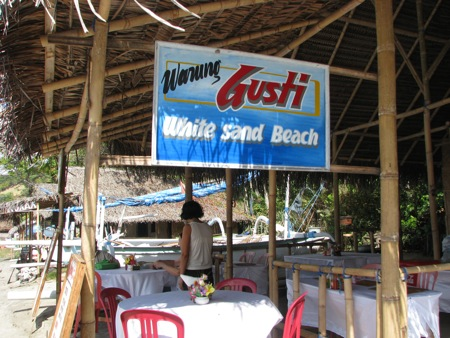 White Sand Beach Cafe