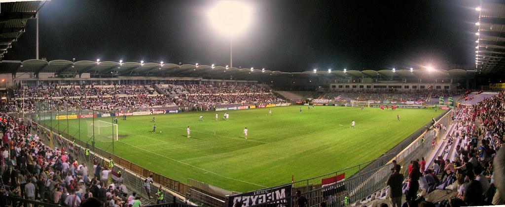 Szusza Ferenc Stadion ii.