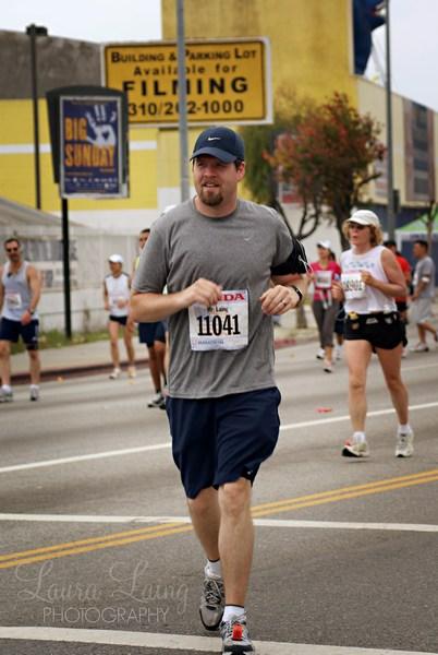 Doug running 2