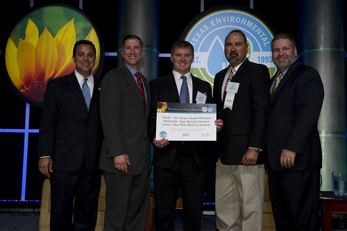 2011 Texas Environmental Excellence Award