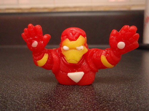 gummi iron man