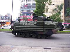 水陸兩棲坦克車
