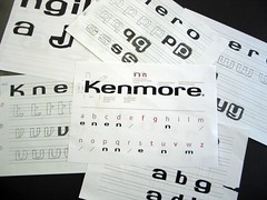 Type Design - Politecnico Milano 2007