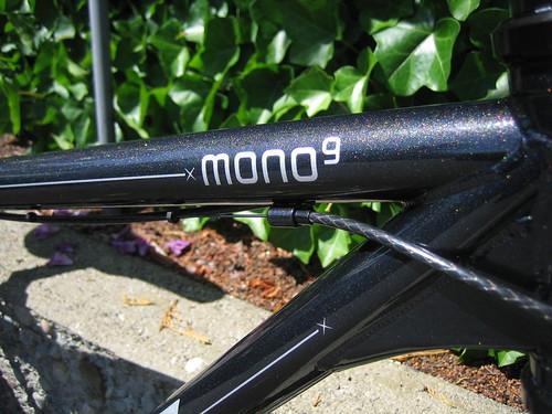Redline Mono 9