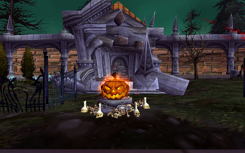 Pumpkin Shrine