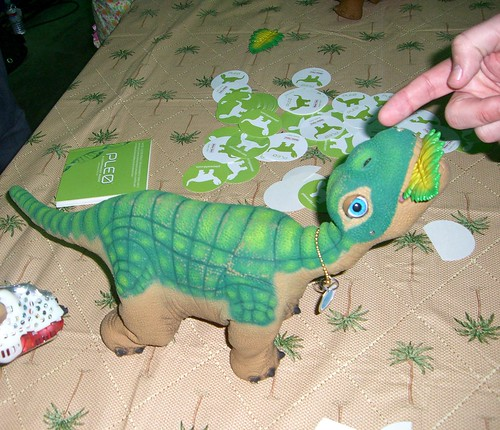 Pleo Flickr picture