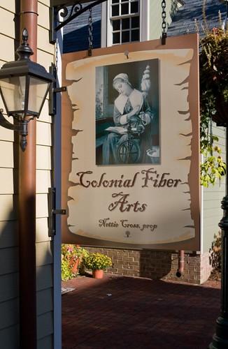 Colonial Fiber Arts