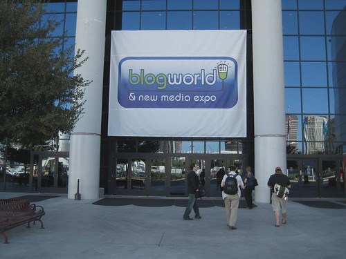 Entering Blogworld: Day 0