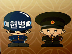 Korean Soldiers