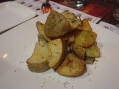 [吃] 酷食多西珧??餐坊 (12)_火烤紅皮楔薯