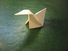 Minimal Duck (by origami_madness)
