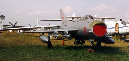 mig-19 fighter plane