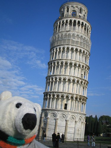 Ottmar in Pisa