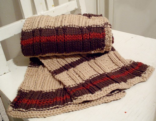 campus scarf