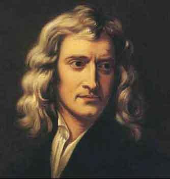 Sir Isaac Motherfuckin' Newton