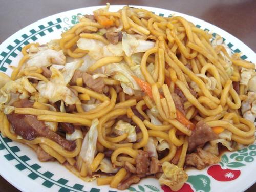 Cincai fry noodle