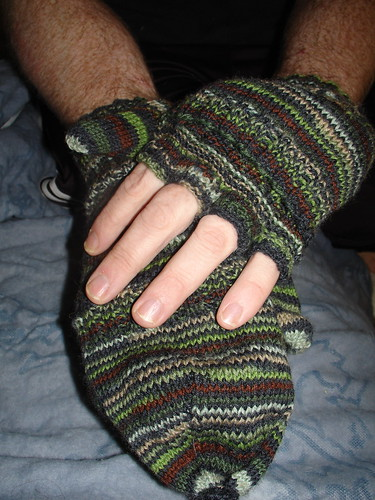 convertible gloves