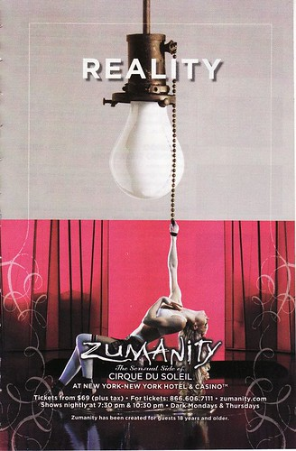 ad: zumanity 2
