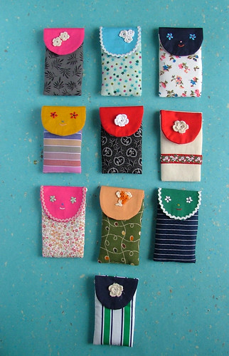 Pa pi Po's  Cellphone covers