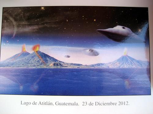 Postal WTF de Atitlán