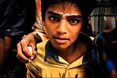 resolute (ladyinpink) Tags: life boy india happy eyes child soul pondicherry resolute nikond80