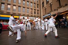 A12829 (davidnaylor83) Tags: motion square movement capoeira market action sweden fart uppsala torg storatorget rrelse kulturnatten2007
