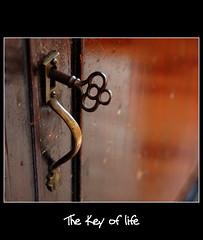 The key of life (Louis Lalibert Photographie) Tags: door wood longexposure brown key antique porte brun bois serrure cl antiquit perpective pogn longueexposition mywinners aplusphoto nikond40x theunforgettablepictures proudshopper theperfectphotographer meubleancien