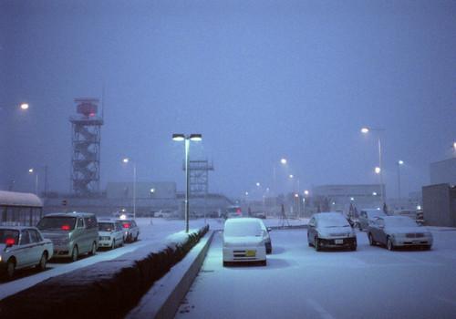 函館空港前