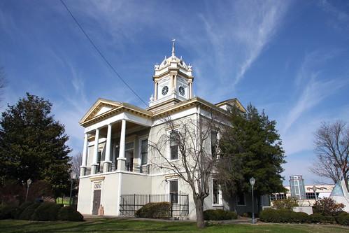 Historic Morganton Courthouse