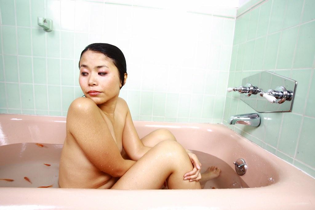 Japanese flexible girl-3202