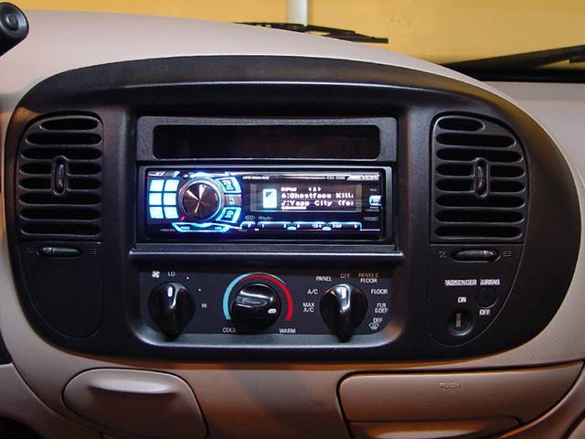 truck caraudio 1999fordf150