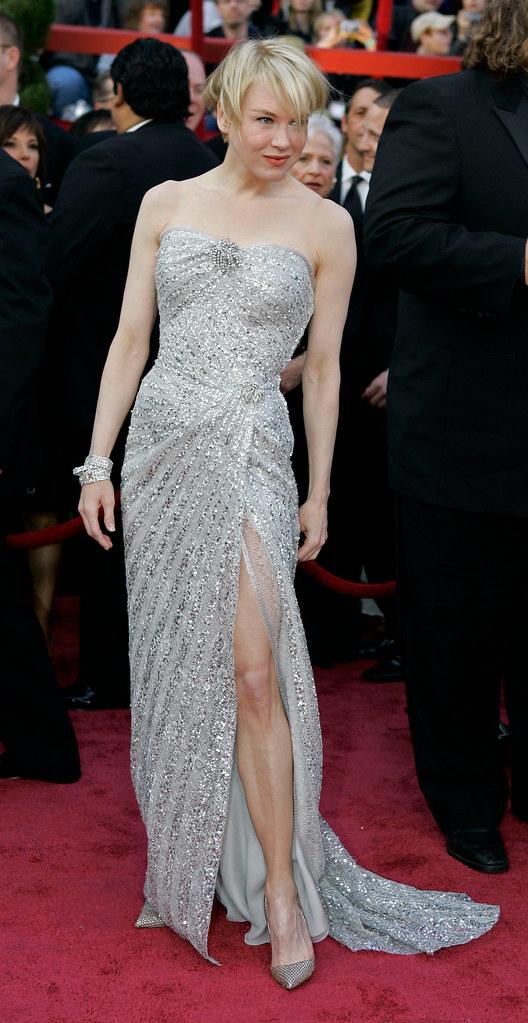 Renee Zellweger Premios Oscar 2008