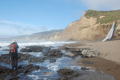 20080229 A Sacramento Photographer (Tom Spaulding) Tags: california ca beach waterfall hiking marincounty pointreyes pointreyesnationalseashore californiafriends philipburtonwilderness eriklu